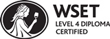 WSET LEVEL 4 DIPLOMA CERTIFIED
